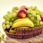 Obst in Tüten: willkommen zurück am Arbeitsplatz